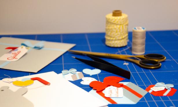 Riscoprire la nostra creatività in casa con le decorazioni in carta